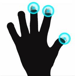 Rukavice pro dotykové telefony